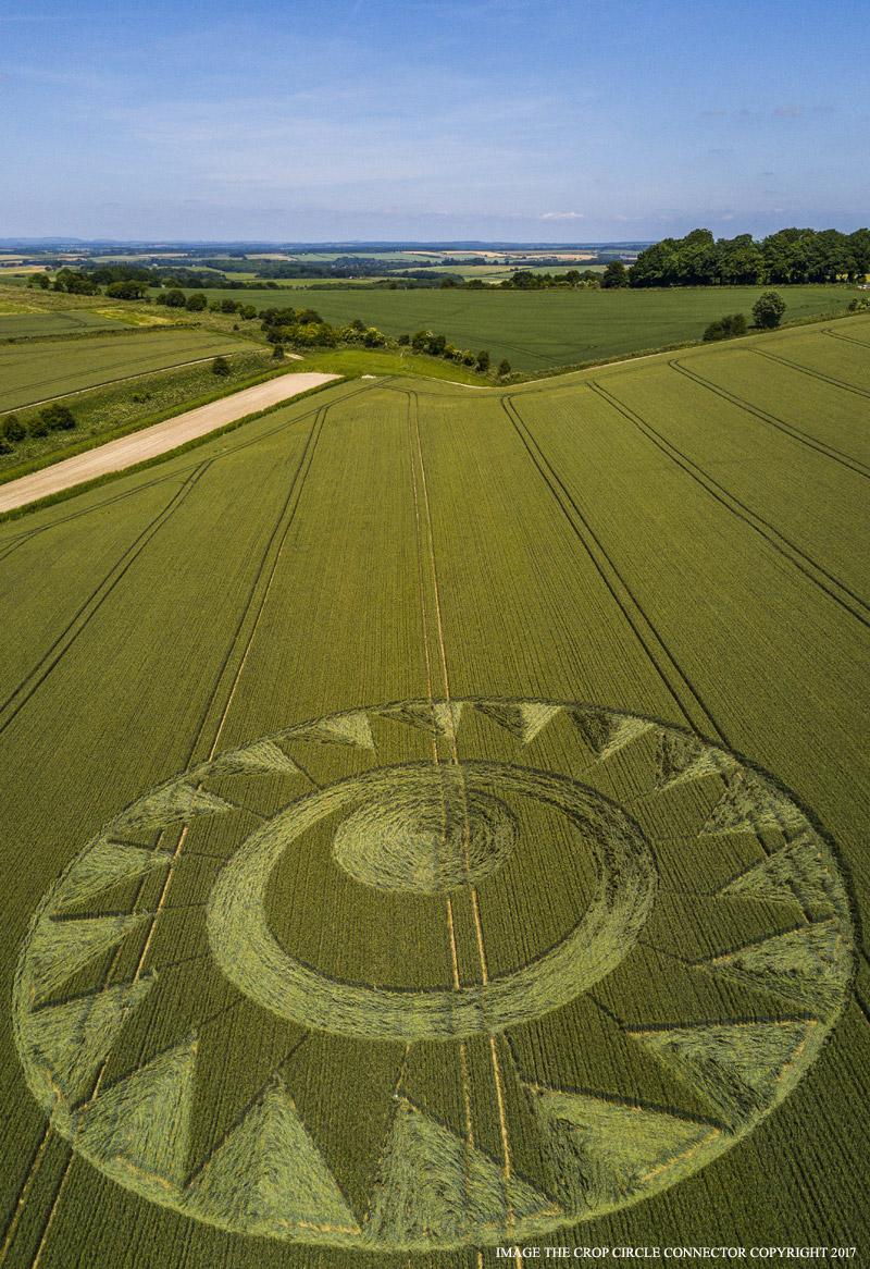 alien crop circles 2017 - photo #15