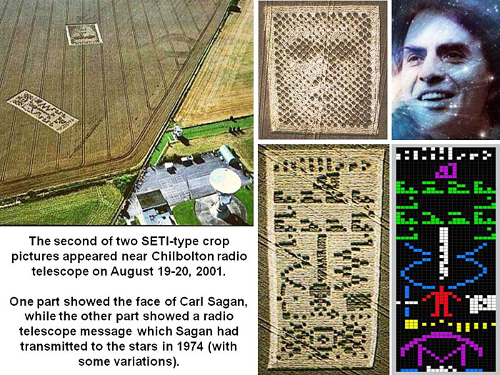 Real Crop Circles Vs Fake
