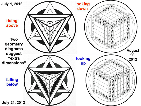 u201coverlapping triangle codes u201d as drawn in english crop