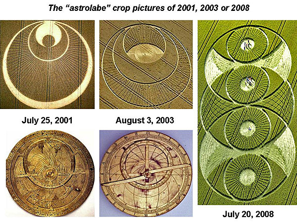 The Astrolabe Crop Pictures Of 2001 2003 And 2008 Another Lesson