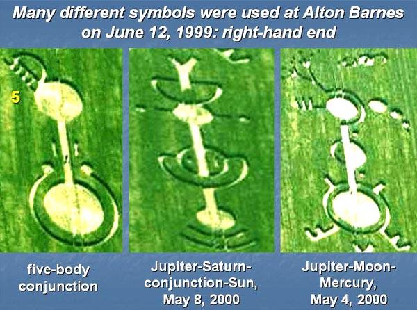 A twenty-year mystery solved: the crop hieroglyphs of