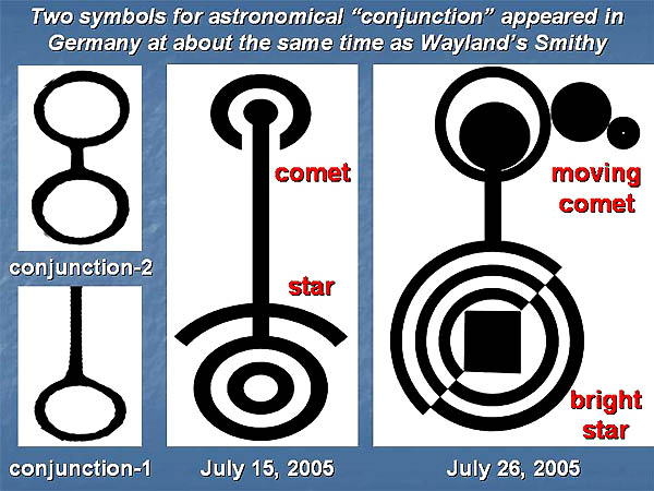 Un collegamento tra la cometa P17 Holmes e i Crop Circles? 8