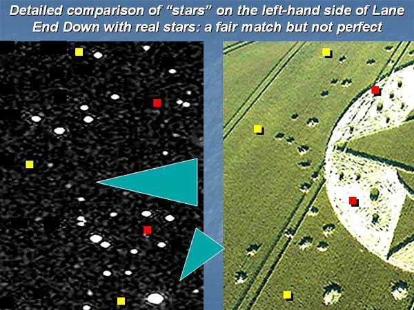 Un collegamento tra la cometa P17 Holmes e i Crop Circles? 11
