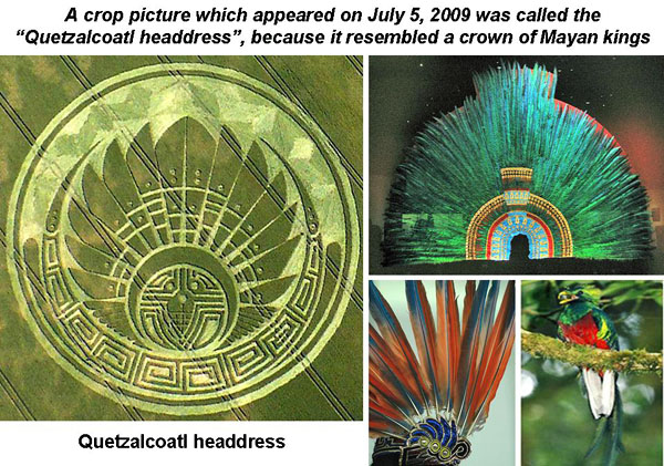 "LIGHT EYE - TRIBUTE TO AN UFO WATCHER: April 22 - ""Quetzalcoatl ..."