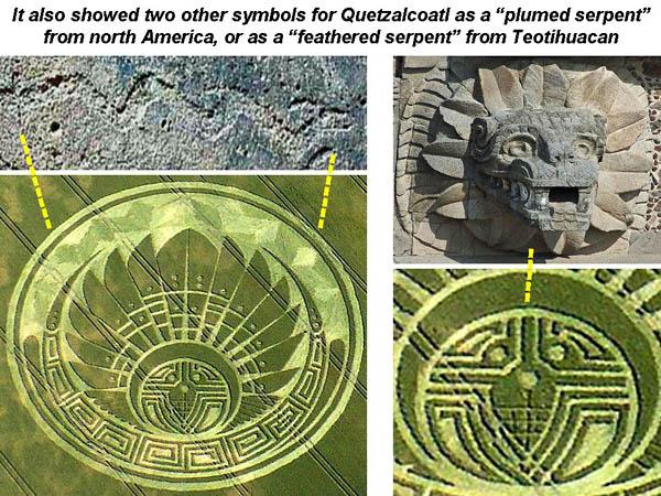 """Quetzal Mayan Symbol The """"Quetzalc..."""